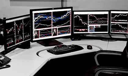 stock trading computer